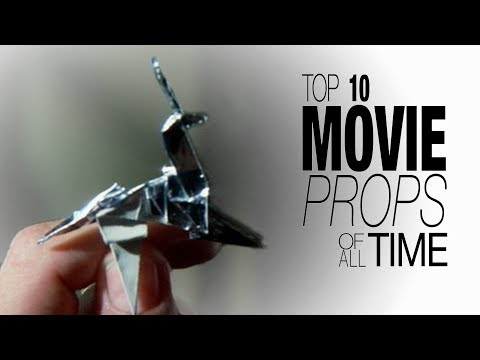 Top 10  Movie Props of All Time
