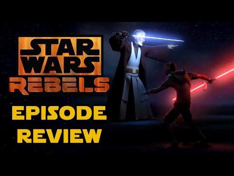 Star Wars Rebels Season 3 - Twin Suns Episode Review
