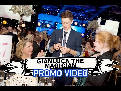 Gianluca the Magician Video