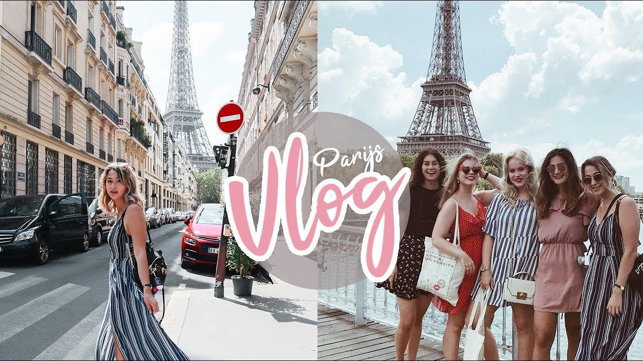 2 Days in Paris with 40 girls