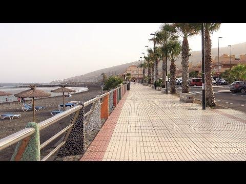 Puertito de Güímar & Güímar. Tenerife   4K