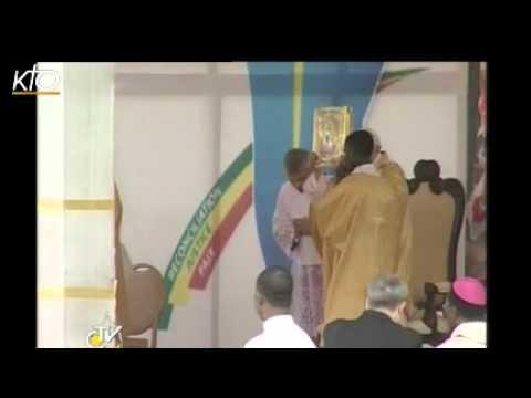 Messe et remise de l'Exhortation apostolique post-synodale