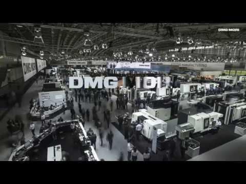 DMG MORI EMO 2017 Impressions