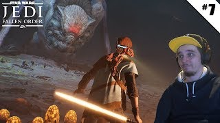 Star Wars Jedi : Fallen Order - Ep 7 - Gros Piaf - Let's Play FR HD