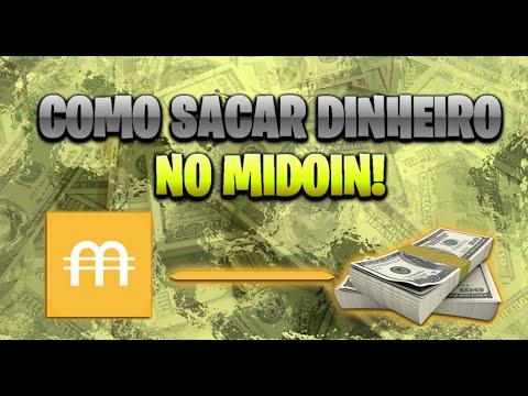 COMO RETIRAR DINHEIRO NO MIDOIN! #proff
