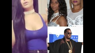THE BONDY BLUE SHOW EPISODE 2 (DIDDY GETS SUED, ALEXIS SKYY, TLC,ETC.)