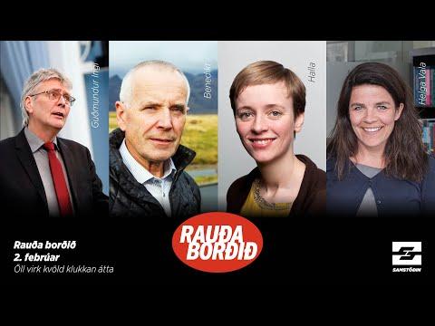 Rauða borðið: Mál dagsins