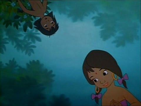 Kniha džunglí - Shanti & Maugli
