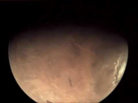 A Spin Around Mars