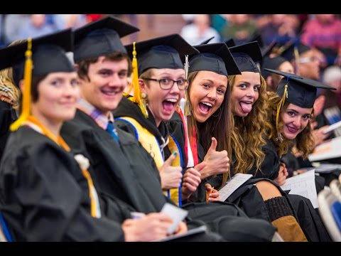 Fort Lewis College Winter Commencement 2016