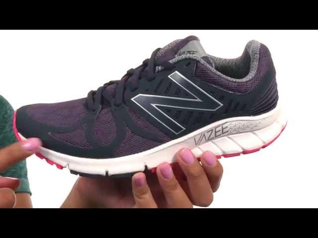 New Balance Vazee Rush Pink/White Women's Running Shoes 8550193