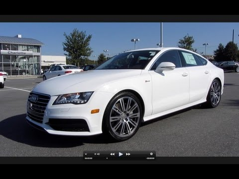 2012 Audi A7 Prestige In-Depth Review