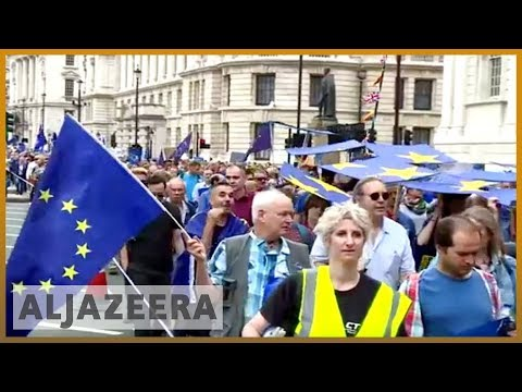 🇪🇺 🇬🇧 Fears over EU citizens forced to leave UK after Brexit   Al Jazeera English