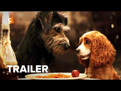 Lady and the Tramp Trailer #1 (2019)   Movieclips Trailers