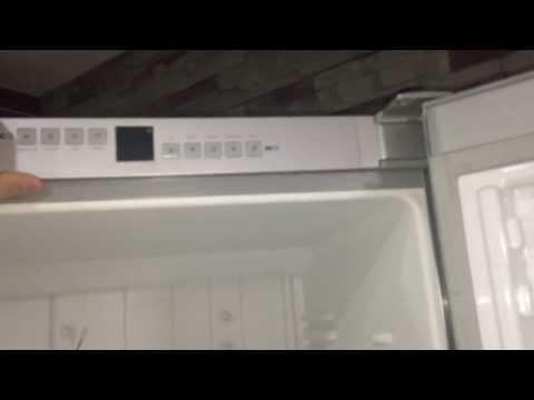 Самостоятельный ремонт холодильника Liebherr