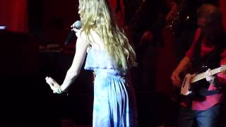 Joss Stone - Sideways Shuffle - Luna Park, Buenos Aires, Argentina 22/11/2012