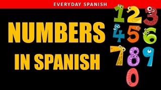 Numbers in Spanish (from 0 to 1 billion) | Spanish for Beginners