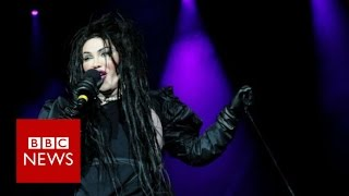 Dead or Alive singer Pete Burns dies - BBC News - BBC News