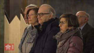 ĐTC lên án thứ văn hoá thờ ơ của thời đại trong bài giảng thánh lễ ngày 08.01.2019