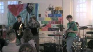 Here We Go -- Dispatch Cover (full band)