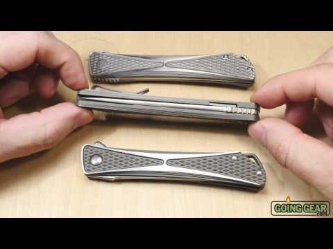 Jeff Park/CRKT Bones/Crossbones Folding Knife Review