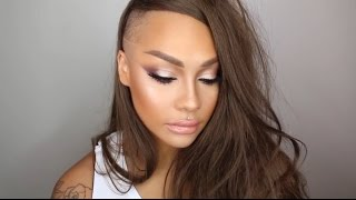 Mac Eyeshadow Dupes   Affordable Makeup Tutorial   SonjdraDeluxe
