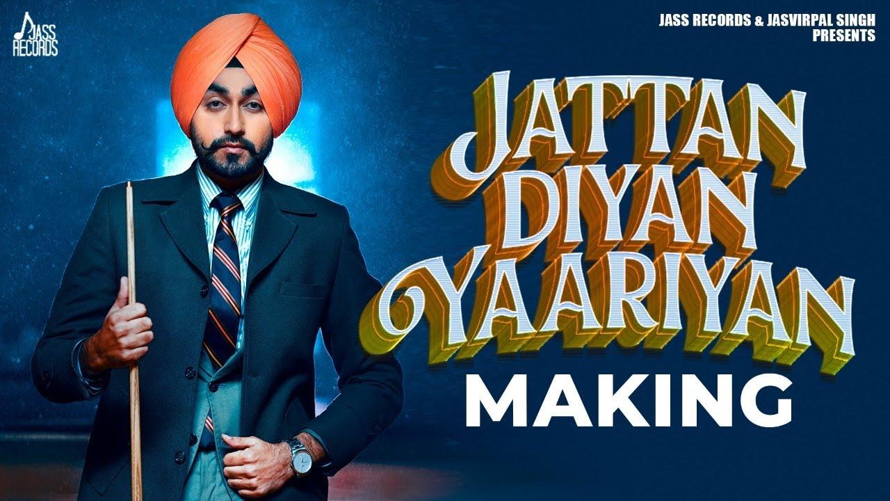 Jattan Diyan Yaariyan Song Lyrics
