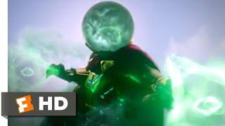 Spider-Man: Far From Home (2019) - Mysterio vs. Hydro-Man Scene (1/10) | Movieclips