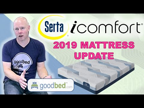 Serta iComfort 2019 Mattresses Overview (VIDEO)