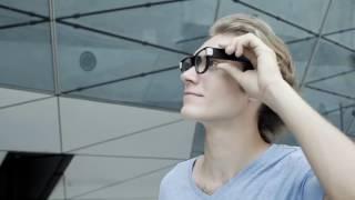 Alpha Glass - First Casual AR Smartglasses -