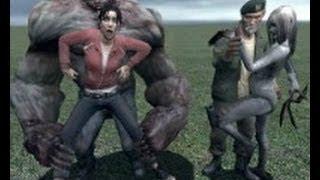 Left 4 Dead 2 mod features Whitney Houston, Donkey Kong, Teletubbies, Gerard Butler
