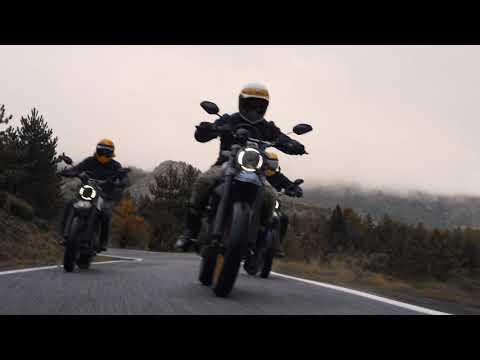 2022 Ducati Scrambler Desert Sled in Albuquerque, New Mexico - Video 1