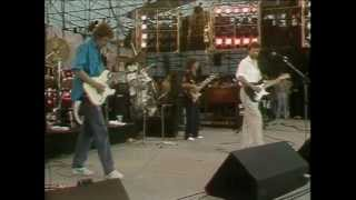 Eric Clapton & Phil Collins - White Room & She's Waiting (Live Aid 1985) Very good quality