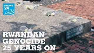 Rwandan genocide, 25 years on