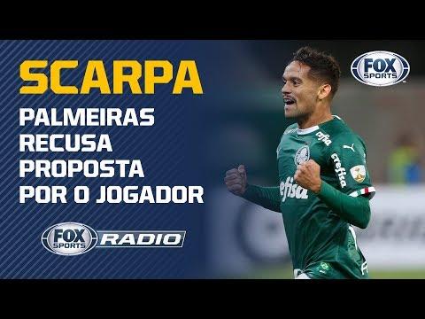 Palmeiras recusa proposta por Scarpa!