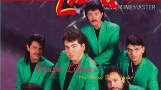 Me Canse De Rogarle - Grupo Libra  (Video)