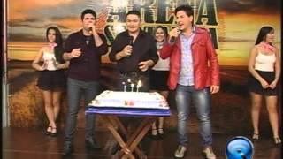 Alex E Iran No Arena Sertaneja Na TV