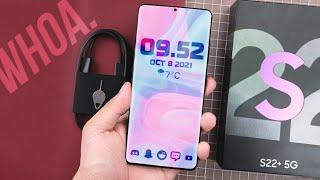Samsung Galaxy S22 - CHANGE OF PLANS!