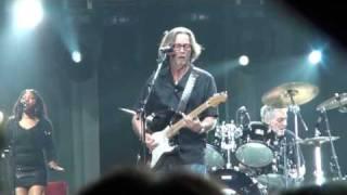 Eric Clapton/Steve Winwood (Forever Man) 18/5/2010 LG Arena