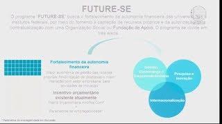 Educação - Programa Future-se é tema de audiência na Comissão de Educação - 15/08/2019 09:00
