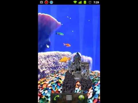 Video of 3D Aquarium Full LWP