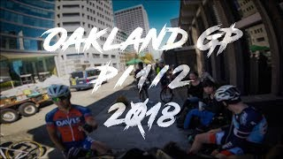 Demolished in the Sprint - 2018 Oakland Grand Prix P/1/2