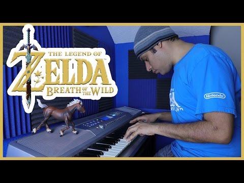 Versión a piano de Breath of the Wild