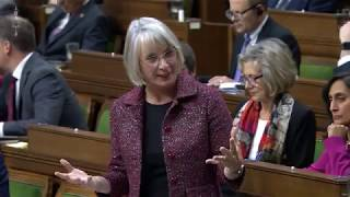 Minister Hajdu Answers Question on Dental Care