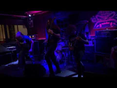 Errantes - ERRANTES -  The Scar Of Lies  (23.11.2018 LIVE in Modrá Vopice)