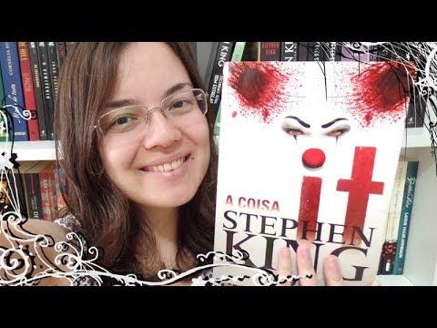 Livro - IT A Coisa (Stephen King)