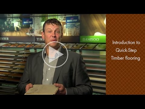 Introduction to Quick Step Timber flooring