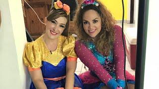 Detrás De Camaras Con Tatiana - El Show De Bely Y Beto