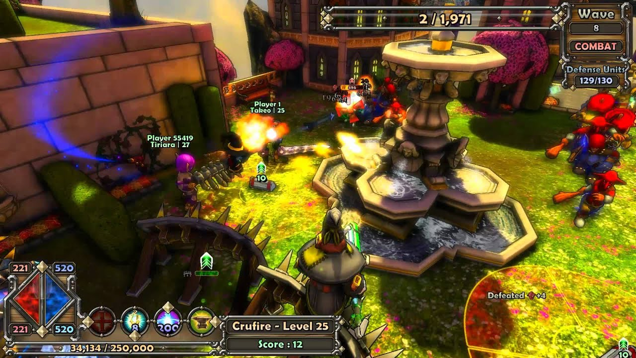 PlayStation Community: Dungeon Defenders XP Event