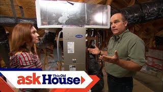 How to Install a Whole-House Humidifier | Ask This Old House